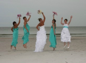 St Pete beach Florida wedding with Adam and Amanda