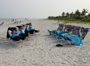 Jesse and Kristen Sanibel Island beach wedding June 28