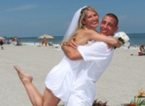 Cocoa Beach Wedding with Joshua and Jessika